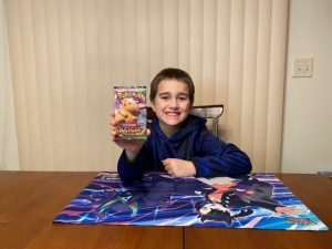 Carter Pokemon Cards 211