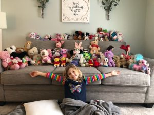 Elsie Collects Stuffed Animals 203