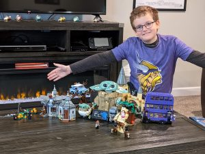 Joey Legos 412
